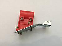Крепление защиты для мотокосы для трубы Ø26 мм.