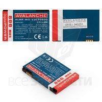 Батарея аккумуляторная Avalanche для мобильного телефона Motorola V3i (Li-ion 3.7V 800mAh)