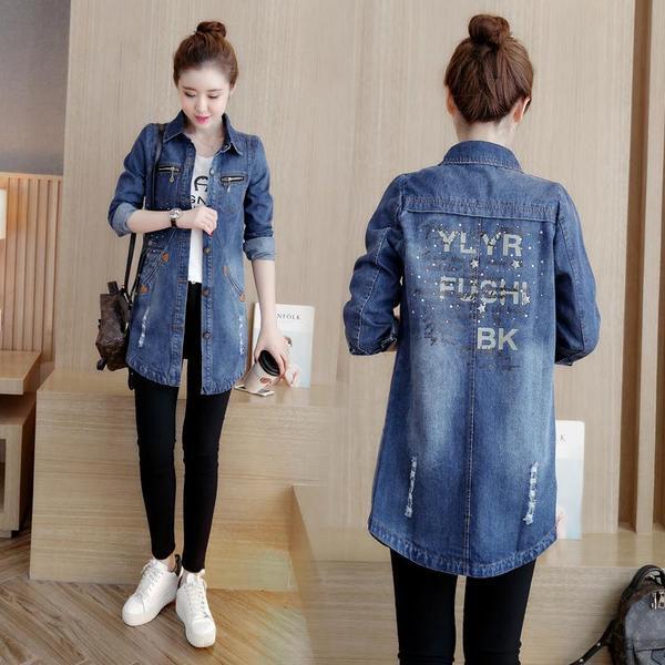 808e7bb8 Джинсовые куртки с длинными рукавами, цена 442 грн., купить в Кременчуге —  Prom.ua (ID#557941842)