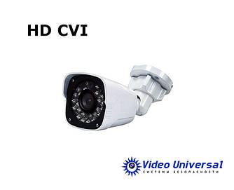 HD CVI камеры видеонаблюдения