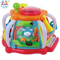 "Игрушка Huile Toys ""Музыкальная планета"" (676), Huile Toys"