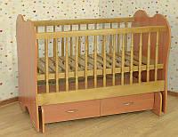 Кровать-Колибель с ящиками