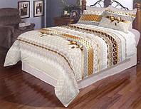 Постельное бельё двухспальное  Бязь Gold 2G - 173