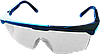 Окуляри захисні з дужкою (прозорі)
