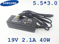 Зарядное устройство для ноутбука Samsung NP-N120 19V 2.1A 5.5*3.0mm 40W