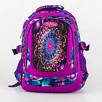 Рюкзак школьный для девочек Edison Сиреневый (Dana 1108)