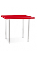 Обеденный стол 80*80см (столешница верзалит) , фото 1