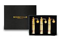 Подарочный набор Montale Intense Roses Musk (Монталь Интенс Роузес Муск)3*20 мл