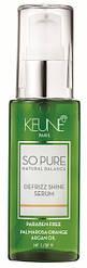СПА-сыворотка «Глянцевый блеск» Keune So pure Defrizz Shine Serum 50 мл