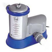 Картриджный фильтр-насос Bestway 58122-ASS12 (5678 л/ч)