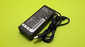 Зарядное устройство для ноутбука Lenovo 20V 4.5A 90W прямоугольный штекер