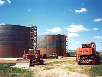 Резервуар РВС-2000куб.м. для ГСМ,воды,жидких удобрений