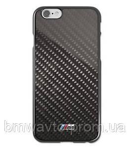 Карбоновый чехол BMW M для iPhone 6 Plus, Hard Case