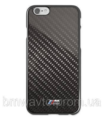 Карбоновый чехол BMW M для iPhone 6 Plus, Hard Case, фото 2