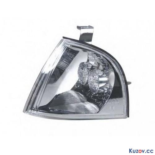 Указатель поворота Skoda Octavia 97-09 левый (Depo) 1U0953049 1U0953049