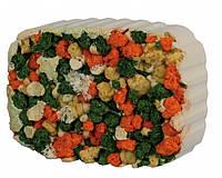 Мінеральний камінь Trixie Gnawing Stone для гризунів з крокетами, 190 г