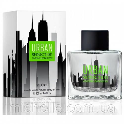 Antonio Banderas Urban Seduction in Black ( Антоніо Бандерас Урбан Седакшн ін блек)