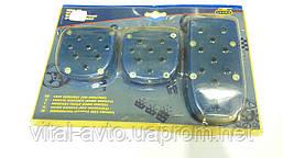 Накладки на педали универсальные Jacky 33613