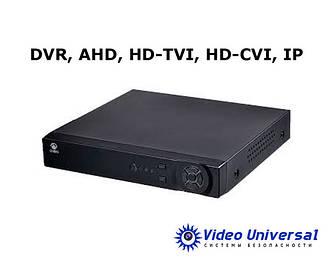 Мультиформатные видеорегистраторы XVR