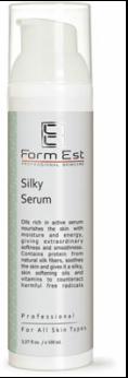 Сывороткаспротеинами шелка 30 мл /Silky Serum  - Мастерская красоты Estetic Design в Одессе