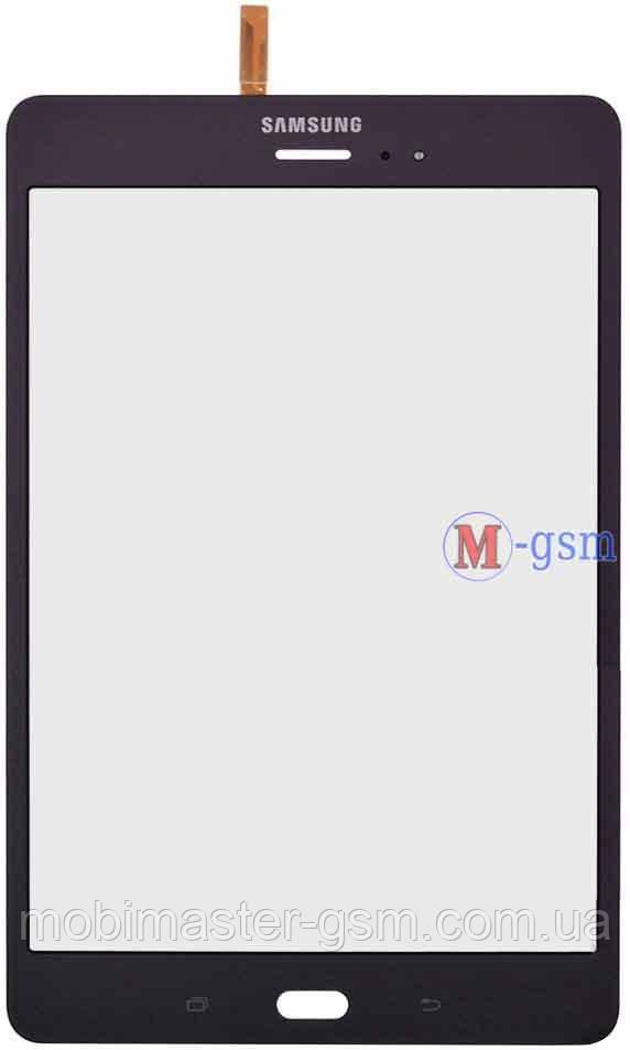 Тачскрин (сенсор) Samsung T355 Galaxy Tab A 8.0 LTE серый