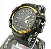 Часы Casio G-Shock GW-A1100 black/Gold. Реплика ТОП качества!
