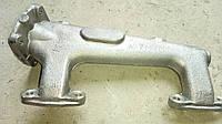 Труба водяная правая ЯМЗ-236