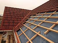 Кровельные работы в Киеве металлочерепица ремонт крыши