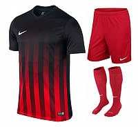 Футбольная форма Nike Striped Division II 558763-012 (Оригинал)
