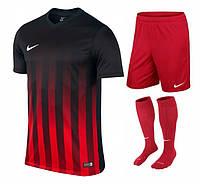 Футбольная форма Nike Striped Division II 558763-012 (Оригинал)