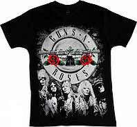 Guns'n'Roses (лого+фото группы)