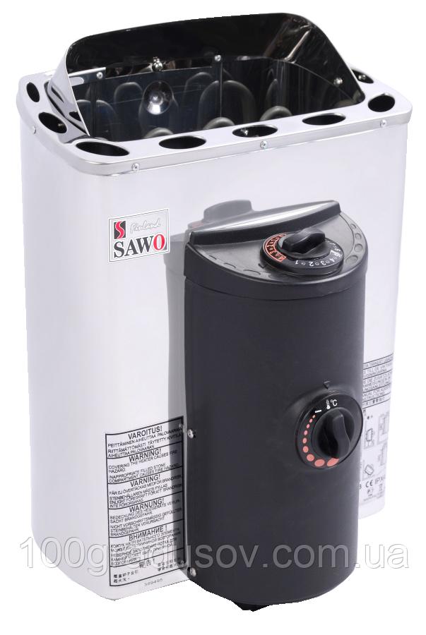 Электрокаменка Sawo MINI X - 23NB