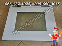 Дверца духовки кухонной плиты 580х462 мм