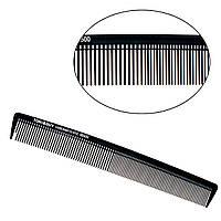 Гребень для волос T&G carbon 06500