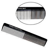 Гребень для волос T&G carbon 06417