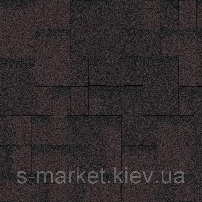 Акваізол Акцент Коричнева ЕКО Бітумна черепиця