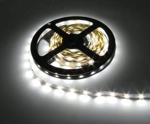 Светодиодная лента 3528 LED 300шт. 5м.теплый белый
