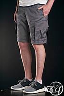 Шорты Veik Winner Cargo Shorts grey