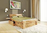 Кровать двуспальная B 111 Бук (Mobler TM)