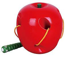 Шнуровка Яблоко Viga toys (56276)