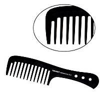 Гребень для волос T&G carbon 6112