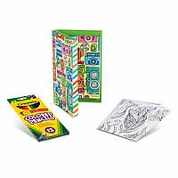 Набор для творчества Crayola Creative Escapes и карандаши