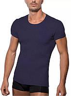 Мужская футболка DOREANSE синяя, черная,белая.