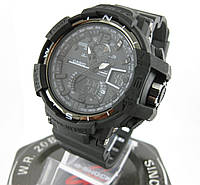 Часы Casio G-Shock GW-A1100 black. ТОП качество!