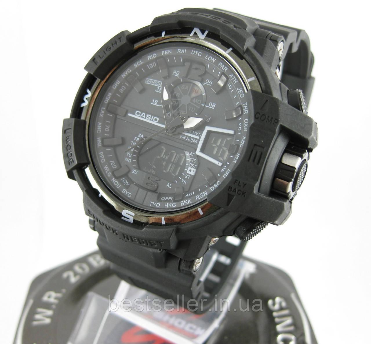 e2aa96936a8b Часы Casio G-Shock GW-A1100 black/grey. ТОП качество!: Качественные ...