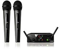 Радиосистема AKG WMS40 MINI Dual Vocal