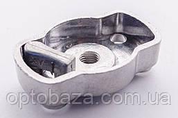 Обойма (лодочка) сцепления с 1 собачкой (маленькая) для мотокос 40-51 см, куб, фото 2