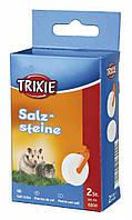Соляной камень Trixie Salt Lick для грызунов, 54 г, фото 1