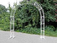 Арка свадебная кованая (220х250 см)