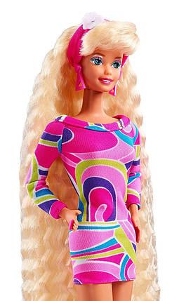 Кукла Барби Длинные волосы Коллекционная Barbie Totally Hair 25th Anniversary Doll, фото 2